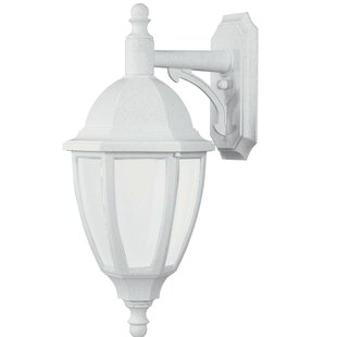 Rehm LED Outdoor Wall Lantern by August Grove