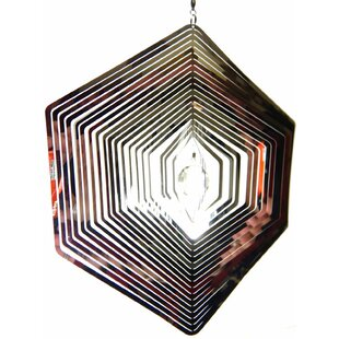 Marks Hexagon Wind Spinner By Happy Larry