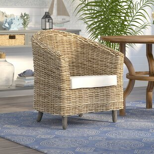 Biscayne Park Barrel Chair by Beachcrest Home