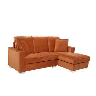 Wheeling Sectional by Orren Ellis New Design