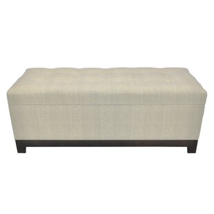 Raby Upholstered Storage Bedroom Bench by Latitude Run