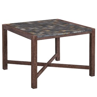 Lakewood Square Dining Table by Millwood Pines Reviews