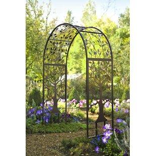 Garden Steel Arbor