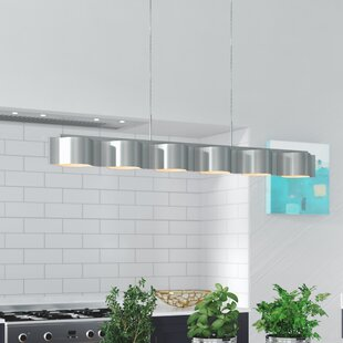 Compare & Buy Casterton 2-Light LED Kitchen Island Pendant By Wade Logan