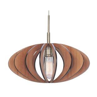 Trent Austin Design Bair Wicks Canopy 1-Light Pendant
