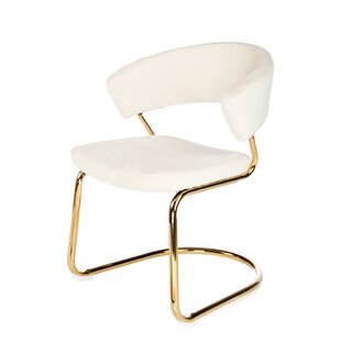 Brandie Cream Dining Chair (Set Of 2) by Statements J Best Design