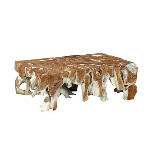 Cold Springs Teak Coffee Table