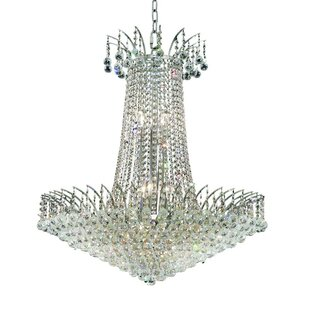 Phyllida 16-Light Empire Chandelier by Everly Quinn