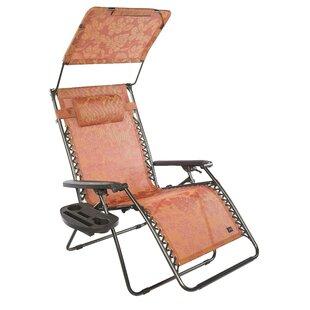 Damian Reclining/Folding Zero Gravity Chair