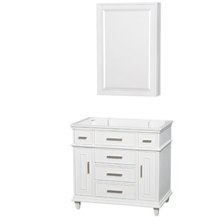 Berkeley 35 Single Bathroom Vanity Base by Wyndham Collection