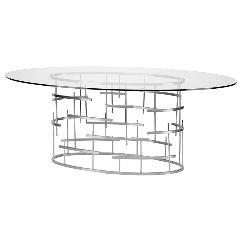 Nuevo Tiffany Dining Table Reviews