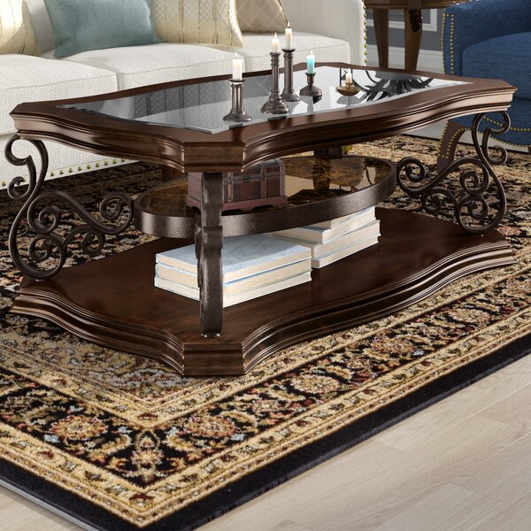 Astoria Grand Bearup Coffee Table Amp Reviews Wayfair