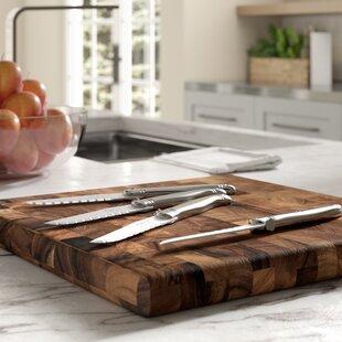 Hixon Steak Knife Set (Set of 4)
