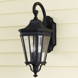 Chesterhill 2-Light Outdoor Wall Lantern