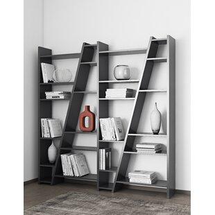 Abba Bookcase By Ebern Designs