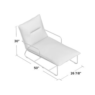 Brayden Studio Belvin Lounger Chair
