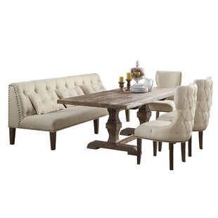 Locksley 6 Piece Dining Set