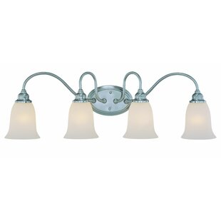 Affordable Price Charlemont 4-Light Vanity Light By Fleur De Lis Living