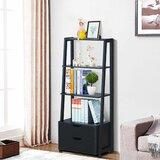 Amalda Ladder Bookcase by Ebern Designs