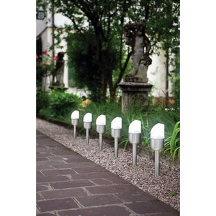 Thelonius Solar Powered Garden Torch Set (Set Of 6) By Sol 72 Outdoor