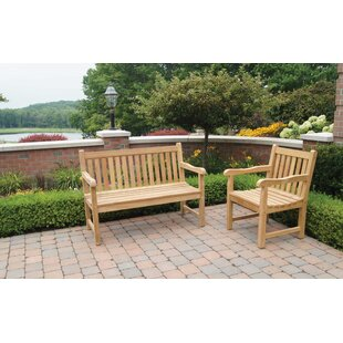 English Garden Teak Patio Chair