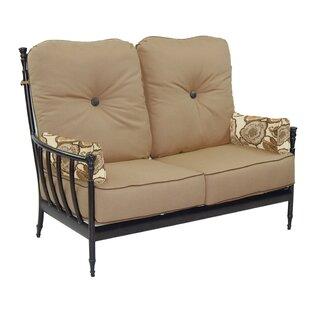 Leona Provence Loveseat with Cushions