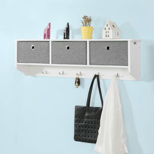 Lakeshore Wall Mounted Coat Rack By Brambly Cottage
