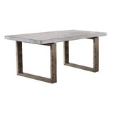 Shafer Dining Table by Gracie Oaks