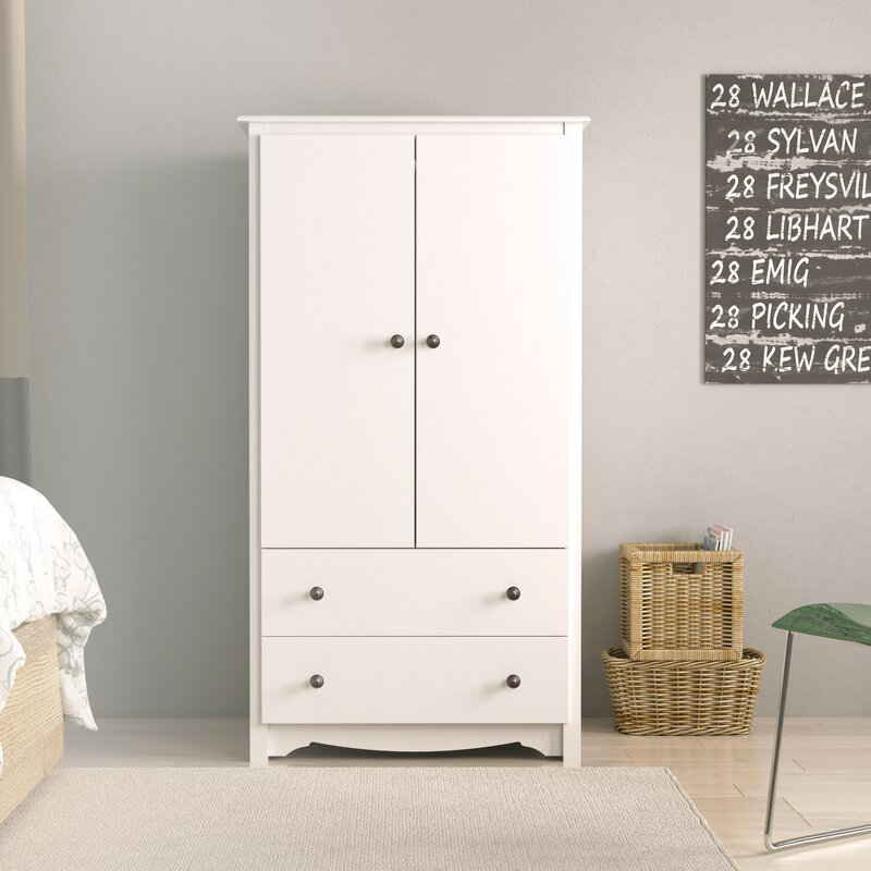 Legrand 2 Door Armoire