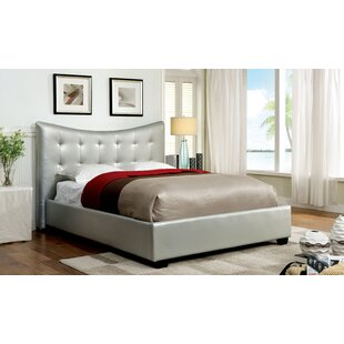 Hokku Designs Thalia Upholstered Platform Bed