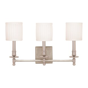 Amoll 3-Light Vanity Light By Darby Home Co Wall Lights