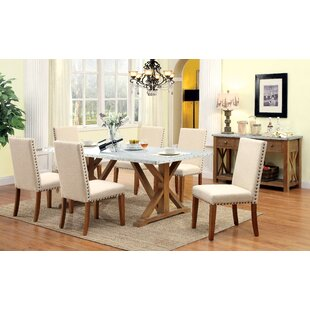 One Allium Way Annabelle Dining Table