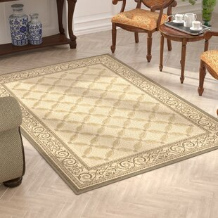Costillo Beige Indoor/Outdoor Area Rug
