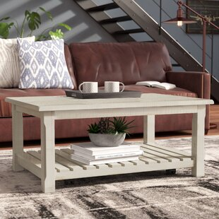 Top Benefield Coffee Table By 17 Stories
