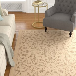 Bexton Beige/Brown Indoor/Outdoor Area Rug
