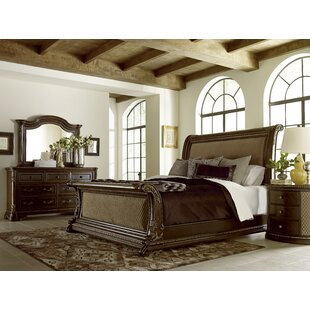 Order Hepburn Upholstered Sleigh Bed by Astoria Grand Reviews (2019) & Buyer's Guide