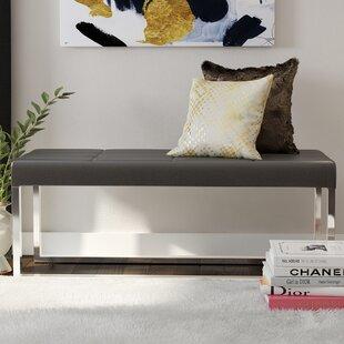 Willa Arlo Interiors Bourke Upholstered Bench