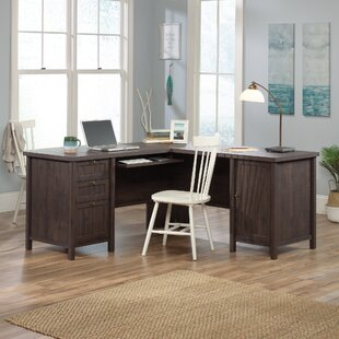 Shelby Executive Desk by Laurel Foundry Modern Farmhouse