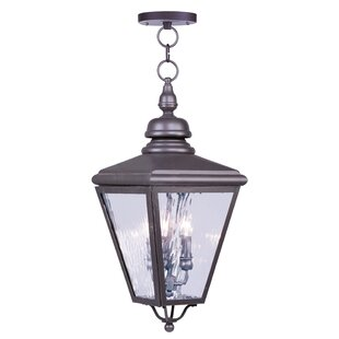 Find a Guillory 2-Light Outdoor Hanging Lantern By Three Posts