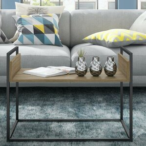 Blaire Coffee Table with Tray Top by Ivy Bronx