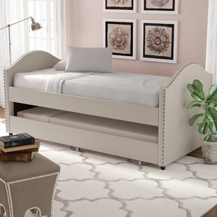 Rubenstein Daybed with Trundle Bed by Willa Arlo Interiors