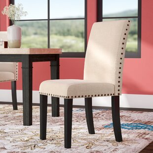 Hazel Upholstered Dining Chair (Set of 2) Red Barrel Studio