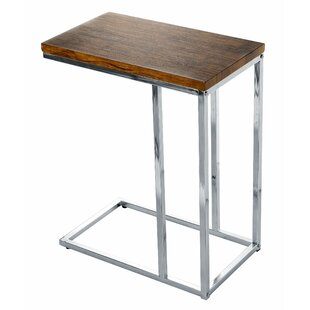 Cable End Table by Wrought Studio