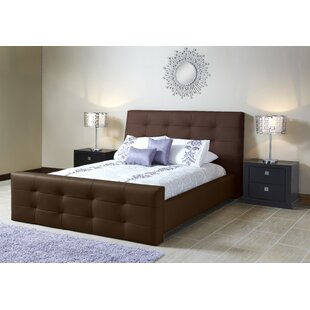 Compare & Buy Upholstered Platform Bed by Lind Furniture Reviews (2019) & Buyer's Guide