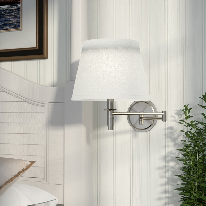 Aquila swing arm lamp