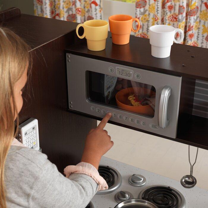 Kidkraft Uptown Kitchen Set Reviews Wayfair Ca