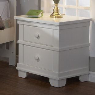 Deals Torino 2 Drawer Nightstand by PALI Reviews (2019) & Buyer's Guide