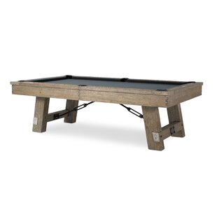 Plank & Hide Isaac 8' Slate Pool Table
