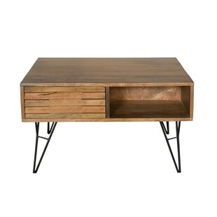 Boon Shutter Coffee Table with Storage