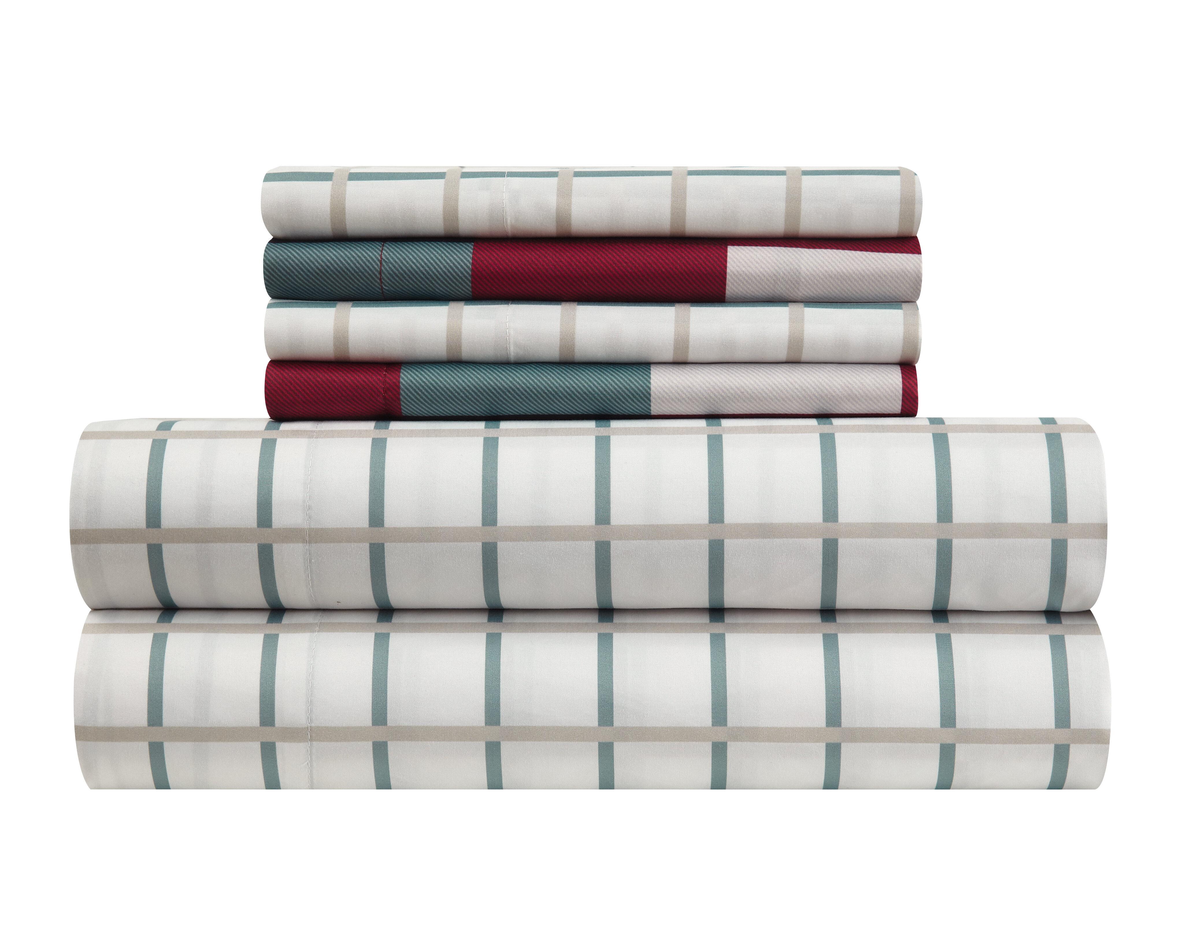 Idea Nuova Herringbone Reversible Comforter Set Wayfair